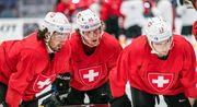 ЧМ по хоккею. Швейцария забросила 9 шайб, Чехия - 7 голов