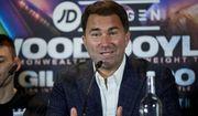 Эдди ХИРН: «Что сделал Ломаченко, чтобы драться за пояс WBC?»