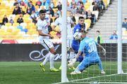 Динамо в Киеве упустило победу над Зарей