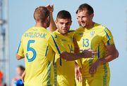 Украина обыграла Португалию и сыграет в матче за 5-е место