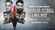 Где смотреть онлайн Bellator 221: Майкл Чендлер – Патрисио Фрейре