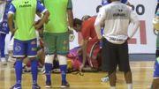 У Бразилії суддя помер від інфаркту, що трапився під час матчу