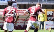 Серия А. Торино вырвал победу над Сассуоло