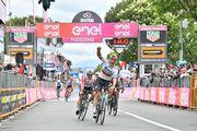 Аккерманн выиграл второй этап Джиро-2019