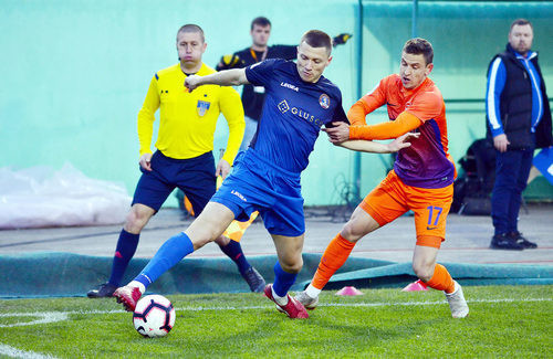 Мариуполь обыграл Львов и вышел на четвертое место в УПЛ