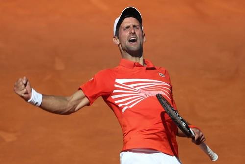 Джокович став першим фіналістом Мастерсу в Мадриді