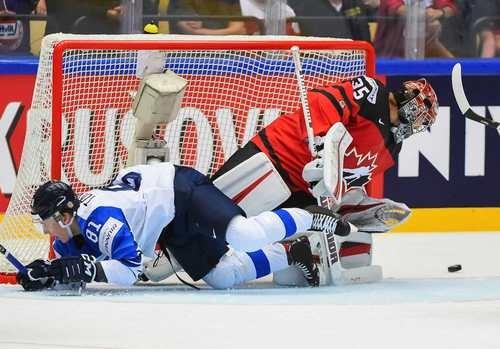 Финляндия — Канада — 3:1. Видео голов и обзор матча