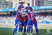 Чемпионат Испании. Эйбар обыграл Сельту
