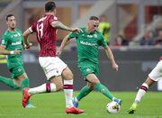 Милан продолжает падение, уступив дома Фиорентине с голом Рибери