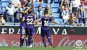 Еспаньол – Вальядолід – 0:2. Відео голів та огляд матчу