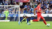 Страсбур — Монпельє — 1:0. Відео голу і огляд матчу