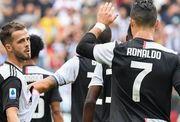 Ювентус — Байер — 3:0. Текстовая трансляция матча
