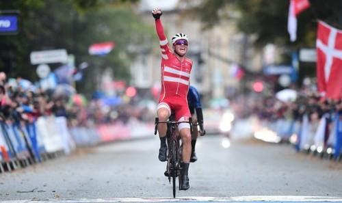 ЧС з велоспорту: датчанин Педерсен здобув сенсаційну перемогу