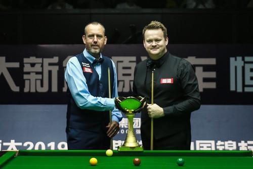 China Championship: Мерфи в финале одолел Уильямса