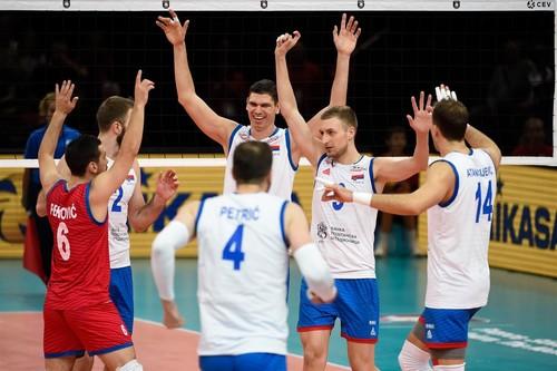 Сербия стала чемпионом Европы 2019 по волейболу