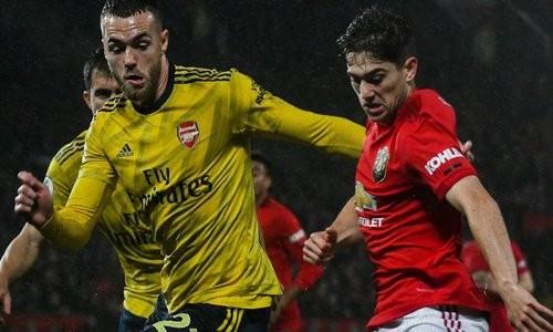 Манчестер Юнайтед – Арсенал – 1:1. Текстовая трансляция матча