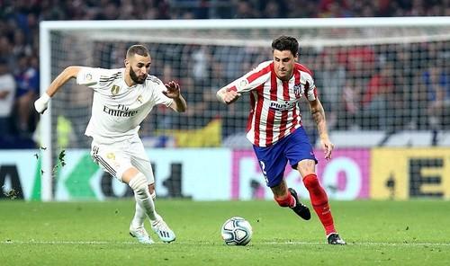 Закономерные нули в дерби Мадрида. Азар в Реале пока ни о чем