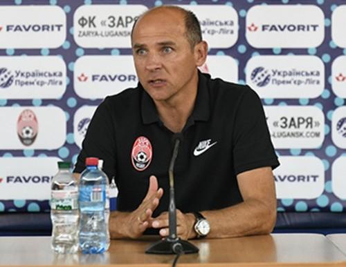 Виктор СКРИПНИК: «У Зари сейчас прекрасный выбор из молодых игроков»