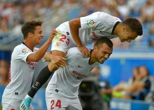 Севилья – Реал Сосьедад – 3:2. Видео голов и обзор матча