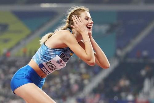 ДЕВУШКА ДНЯ. Как Ярослава Магучих взяла 2.04 и серебро ЧМ-2019
