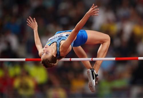 Ярослава МАГУЧІХ: «Тренер сказала припиняти стрибати ще після 2.02»