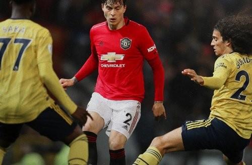 Манчестер Юнайтед — Арсенал — 1:1. Видео голов и обзор матча