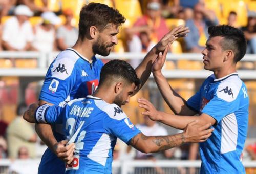 Генк — Наполи — 0:0. Тектовая трансляция матча