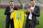 ПАВЕЛКО: «Нет никаких оснований разрывать контракт с Шевченко»