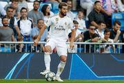Реал потерял Начо на длительный срок
