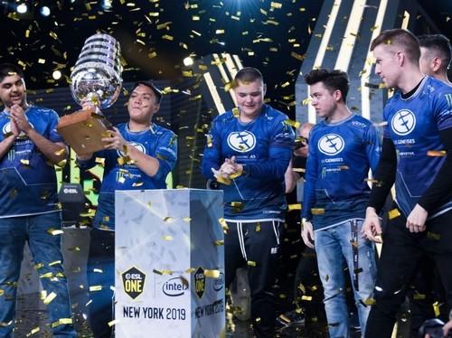 Evil Geniuses выиграла ESL One New York 2019 по CS:GO
