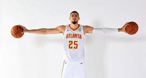 Алексей ЛЭНЬ: «Цель на сезон НБА - 40% реализации трехочковых»