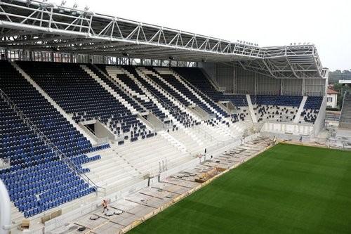 ВИДЕО ДНЯ. Как Аталанта реконструирует свой стадион