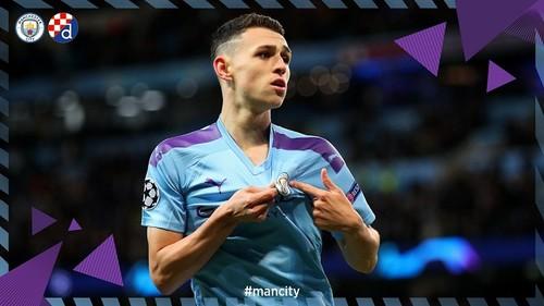 Манчестер Сити – Динамо Загреб – 2:0. Видео голов и обзор матча