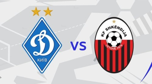 Динамо U-19 - Шкендия U-19. Смотреть онлайн. LIVE трансляция