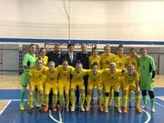 Украинские футзалистки во второй раз разгромили команду Сербии