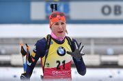 ФОТО. Словацкая биатлонистка Кузьмина решила завершить карьеру