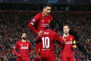 Ливерпуль с большим трудом обыграл Зальцбург в результативном матче