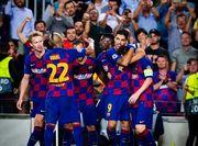 Барселона проявила характер и вырвала победу у Интера