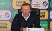 Владимир ШАРАН: «Президент назвал сумму премиальных - ребята довольны»