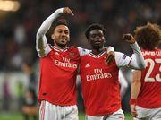 Арсенал – Стандард – 4:0. Видео голов и обзор матча