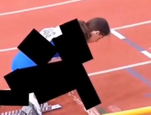 ВІДЕО. Як дивляться ЧС з легкої атлетики в Ірані