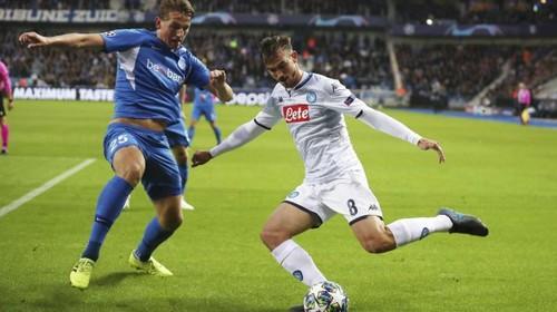 Генк – Наполи – 0:0. Видеообзор матча