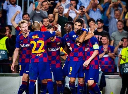 Барселона проявила характер та вирвала перемогу у Інтера
