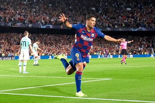 ВИДЕО. Феерический дубль Суареса принес победу Барселоне