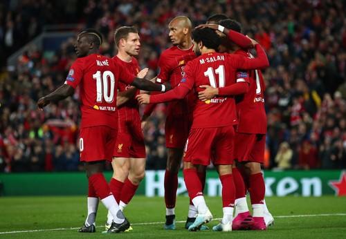 Ливерпуль – Ред Булл Зальцург – 4:3. Видео голов и обзор матча