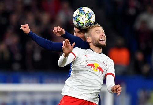 РБ Лейпциг – Лион – 0:2. Видео голов и обзор матча