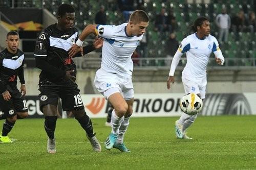 Стену не пробили: Динамо сыграло в нулевую ничью с Лугано