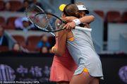 ВІДЕО. Як Ястремська та Остапенко у фінал турніру в Пекіні виходили