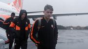 Шахтер прибыл на матч с Днепром без Болбата и Матвиенко, но с Сиканом