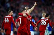 Ливерпуль повторил рекорд по победам на старте